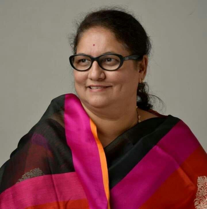 Jayshree Patil जयश्रीताई पाटील